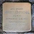 Stolperstein Detmolder Str 4 (Wilmd) Moritz Löwenthal2.jpg
