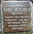 Stolperstein Emma Neheimer Lennestadt-Elspe.jpg