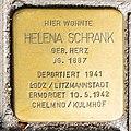 Stolperstein Helena Schrank, Subbelrather Straße 130, Köln-7728.jpg