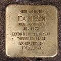 Stolperstein Martin-Luther-Str 84 (Schön) Ida Hirsch.jpg