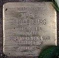 Stolperstein Westfälische Str 42 (Halsee) Marie Ruthenburg.jpg