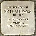 Stolperstein für Emile Goldmann (Differdingen).jpg