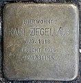 Stolpersteine Köln, Karl Ziegellaub (Thieboldsgasse 102).jpg