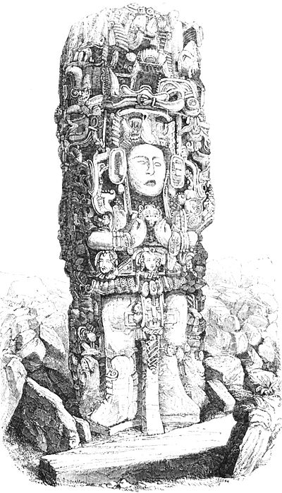 Stone-Idol--13 feet high Copan.jpg