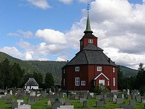Støren - View of the local church