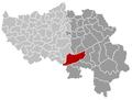 Stoumont Liège Belgium Map.png