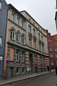 Stralsund, Fährstraße 14 15 (2012-03-11), by Klugschnacker in Wikipedia.jpg