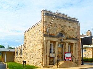 Strausstown, Pennsylvania - Image: Straustown PA Bank