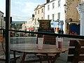Stroud High Street from Woodruff's Organic Cafe - geograph.org.uk - 1766968.jpg