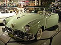 Studebaker National Museum May 2014 090 (1952 Studebaker Commander Starliner).jpg