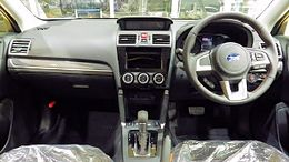 Subaru Forester 2.0i-L EyeSight X-BREAK SJ5 Interior.jpg