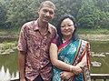 Suman Pokhrel and Pramita Gurung (45472396622).jpg