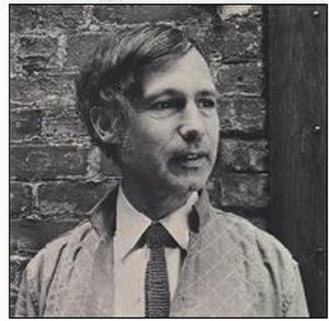 Wolfgang Zuckermann - Wolfgang Zuckermann in about 1963