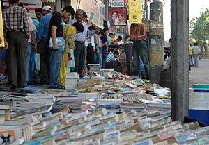 Daryaganj - Sunday Book Market