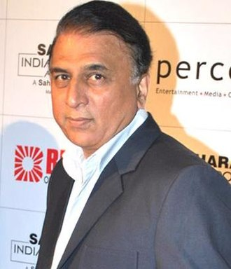 ICC Cricket Hall of Fame - Sunil Gavaskar set world records during his career for the most Test runs and most Test centuries scored by any batsman.