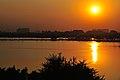 Sunset - Kolkata 2011-11-25 7351.JPG
