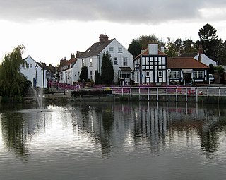 Swanland a village located in East Riding of Yorkshire, United Kingdom