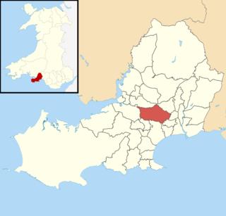 Cockett (electoral ward) human settlement in United Kingdom