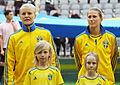 Sweden - Denmark, 8 April 2015 (16901387949).jpg