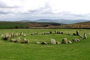 British stone circle, which according to 366-g...