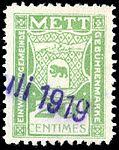 Switzerland Mett 1916 revenue 20c - 3.jpg