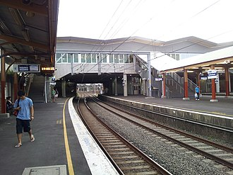 Sydenham railway station, Sydney - Image: Sydenham NSW 2044, Australia panoramio (6)