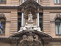 Sydney General Post Office statues 2011.jpg