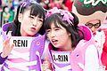 T-SPOOK 2016 Takagi Reni & Sasaki Ayaka (Momoiro Clover Z) (33771186322).jpg