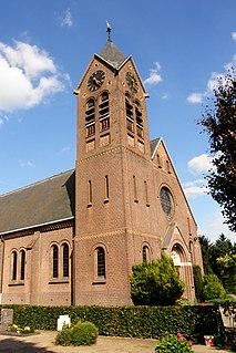 Village in North Brabant, Netherlands