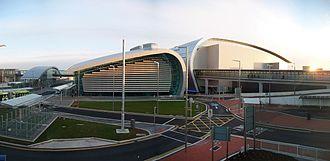 Pascall+Watson - Terminal 2 Dublin Airport