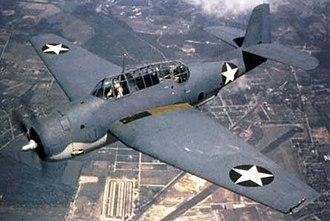 Grumman TBF Avenger - TBF Avenger in mid-1942
