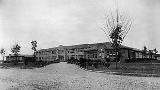 Turlock High School - Image: THS1922