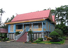 Malacca Traditional House