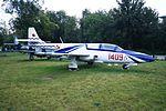 TS-11 Iskra - Muzeum Lotnictwa Kraków.jpg