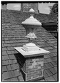 TYPICAL URN - Cliveden, 6401 Germantown Avenue, Philadelphia, Philadelphia County, PA HABS PA,51-GERM,64-23.tif