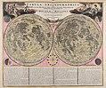 Tabula selenographica in qua Lunarium macularum exacta descriptio secundum nomenclaturam praestantissimorum... - CBT 5870731.jpg