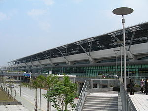 Taiwan HighSpeedRail TaiChung Station 5
