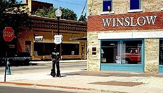 Winslow, Arizona City in Arizona, United States