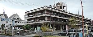Takehara, Hiroshima - Takehara city hall