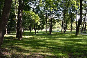 Kalamaja cemetery - Image: Tallinn, Kalamaja kalmistu