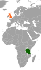 Tanzania United Kingdom Locator.png