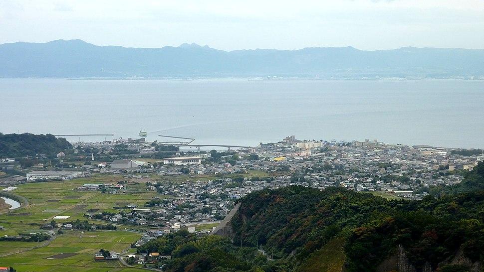 Tarumizu City Kagoshima 2011