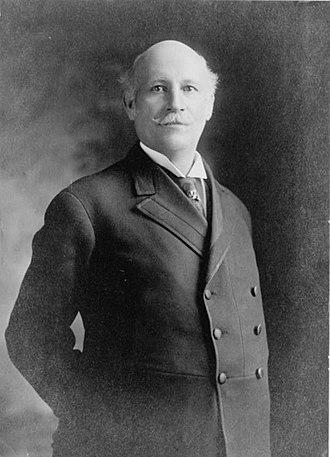 Robert Love Taylor - Senator Taylor, c. 1910