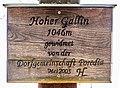 Techelsberg Hoher Gallin Gipfelkreuz Tafel 02042018 2854.jpg