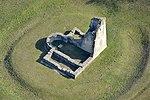 Templomrom, Csabdi - légi felvétel.jpg