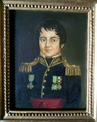 Inácio Luís Madeira de Melo - Count of Feira