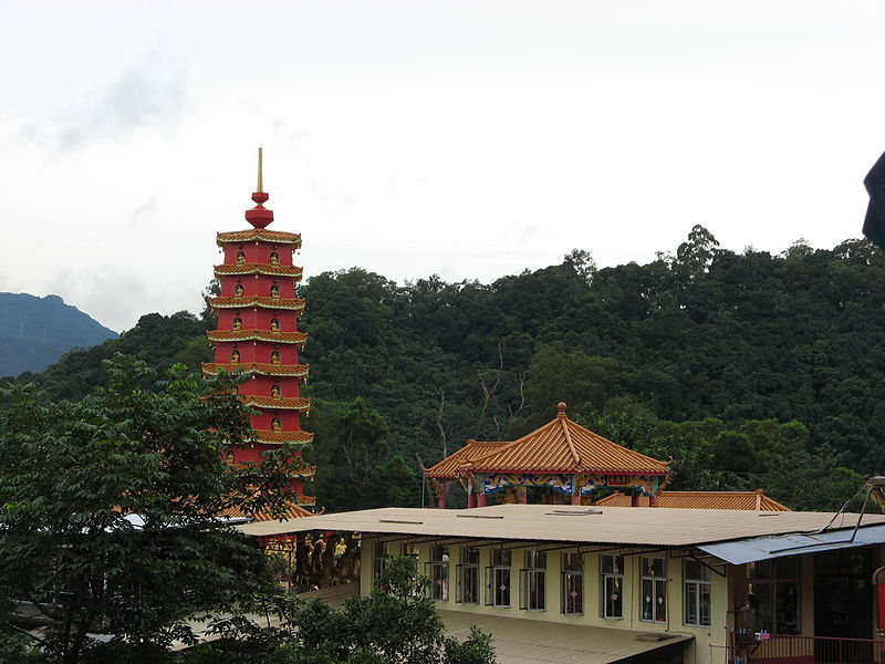 File:Ten Thousand Buddhas Monastery Vegetarian Centre.jpg