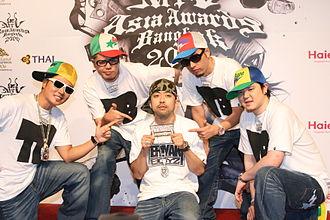 Teriyaki Boyz - Teriyaki Boyz in Bangkok, Thailand