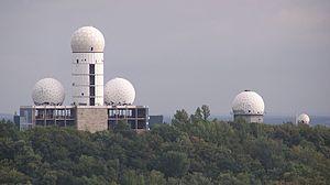 Ehemalige US-amerikanische Radargebäude