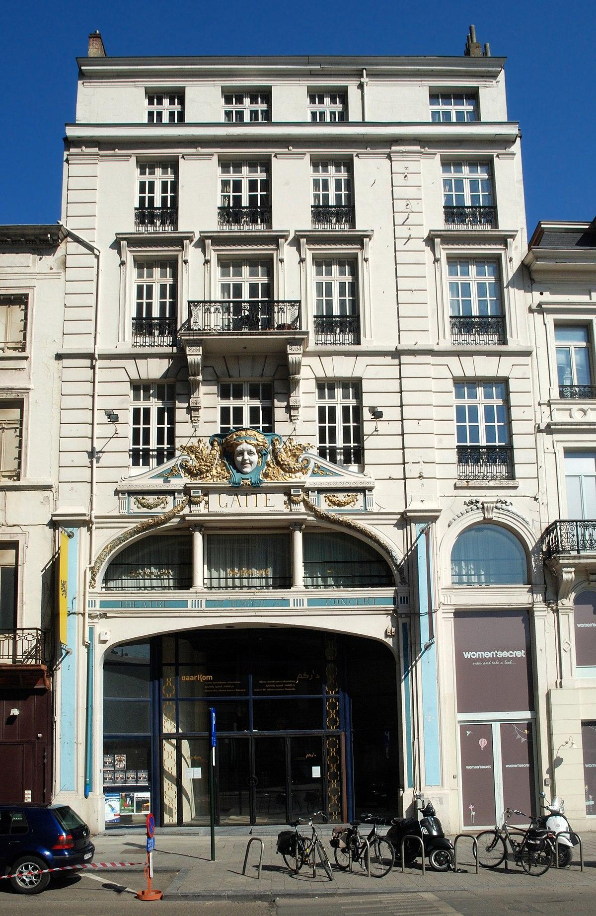 Commune Bruxelles Ville Horaire